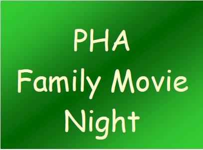 PHA Movie Night