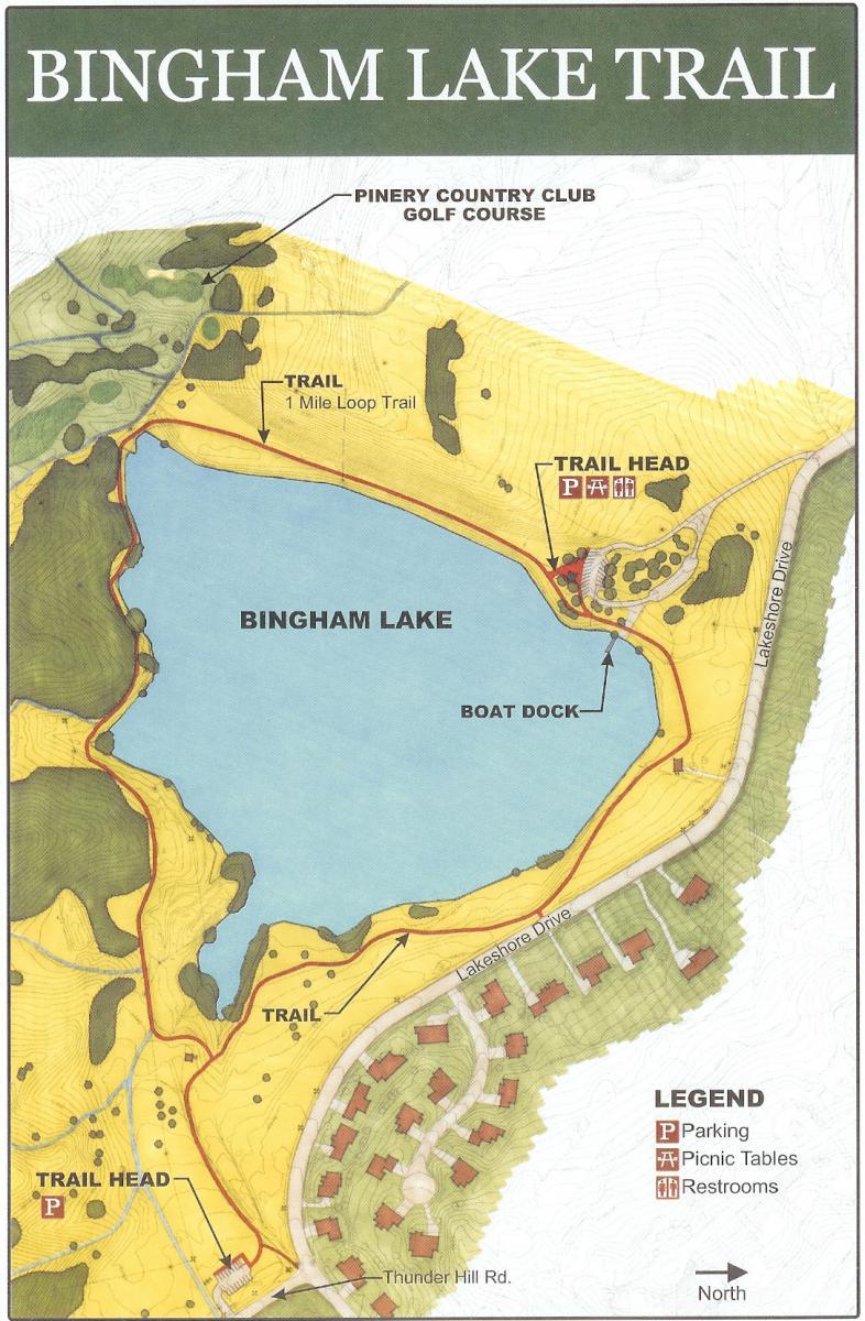 Bingham Lake Pinery Hoa